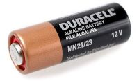 Duracell MN21 12v Alkaline Battery (23A, A23, V23GA) From £2.49 EX VAT Buy Online from The Battery Shop